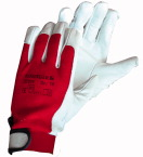 Arbeitshandschuhe Driver Red