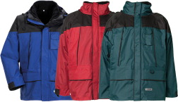 Winterjacke Twister 3 in 1