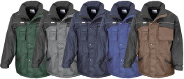 Jacke Workguard RT72